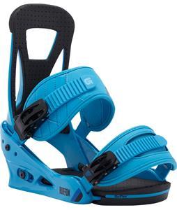 Burton Freestyle Re:Flex Snowboard Bindings True Blue