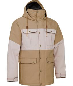Burton Frontier Snowboard Jacket Cork/Moonrock
