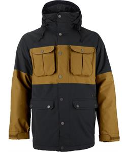 Burton Frontier Snowboard Jacket True Black/Falcon