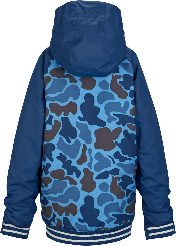 On Sale Burton Game Day Snowboard Jacket Kids Youth Up