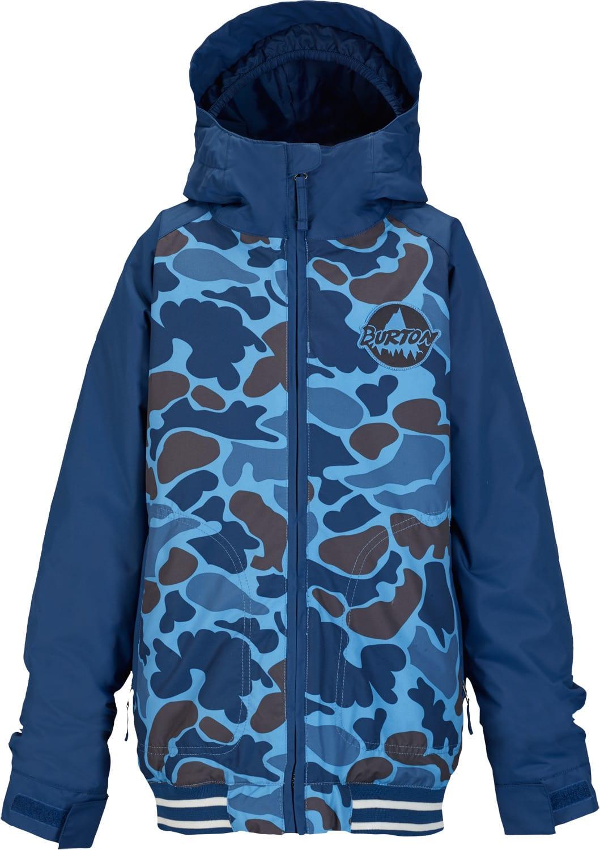 On Sale Burton Game Day Snowboard Jacket - Kids, Youth up