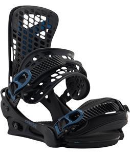 Burton Genesis Re:Flex Snowboard Bindings Black