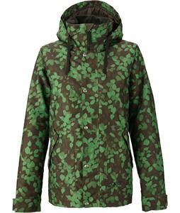 Burton Ginger Snowboard Jacket Camoufoliage