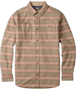Burton Glade Shirt Chili Pepper Stripe