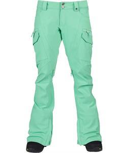 Burton Gloria Snowboard Pants Jadeite