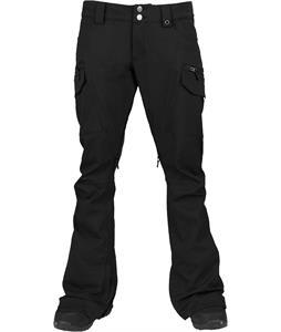 Burton Gloria Snowboard Pants True Black
