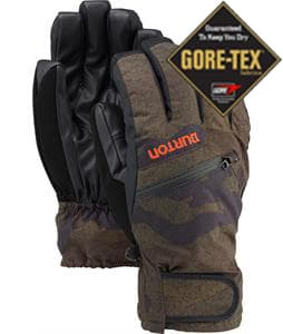 Burton Gore-Tex Under Gloves Lowland Camo