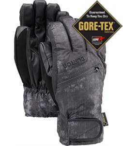 Burton Gore-Tex Under Gloves True Black Washed Out