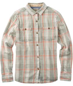 Burton Grace L/S Shirt Highrise Loring Plaid