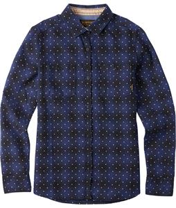 Burton Grace L/S Shirt Web Anza Plaid