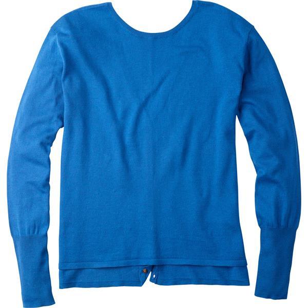 Burton Gracen Reversed Cardigan Sweater
