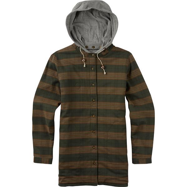 Burton Grafton Hooded Flannel