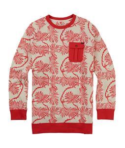 Burton Granville Crew Pullover Sweatshirt