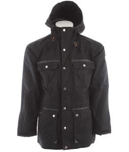 Burton Greenville Jacket True Black