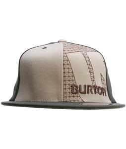 Burton Gridline Flex Fit Cap Schwag