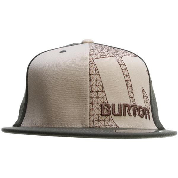 Burton Gridline Flex Fit Cap