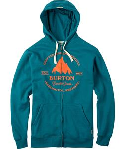 Burton Gristmill Full-Zip Hoodie Celestial Heather