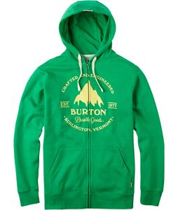 Burton Gristmill Full-Zip Hoodie Jelly Bean Heather