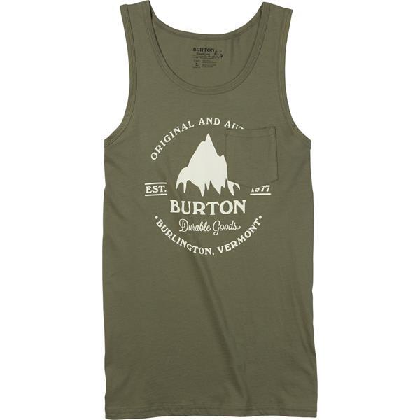 Burton Gristmill Tank