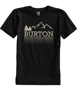 Burton Griswold T-Shirt True Black