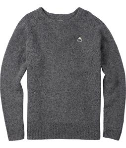Burton Gus Sweater Dark Ash Heather