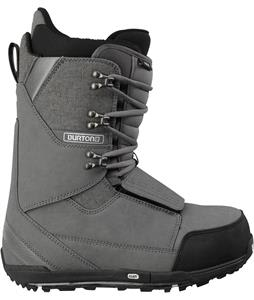 Burton Hail Restricted Snowboard Boots Charcoal/Black