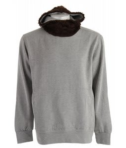Burton Harry Hoodie Heather Grey