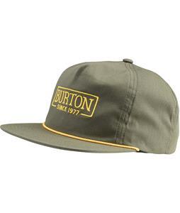 Burton Hand Plane Cap