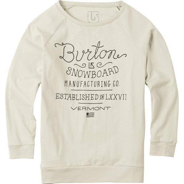 Burton Handwriting Slouchy L/S T-Shirt