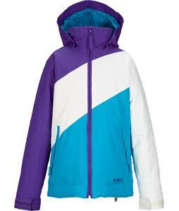 Burton Hart Snowboard Jacket Sorcerer/Stout White/Antidote