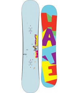 Burton Hate Snowboard 155
