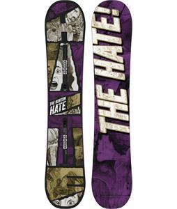 Burton Hate Snowboard 148