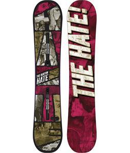 Burton Hate Snowboard 152