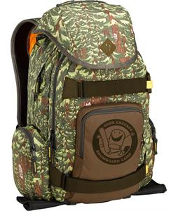 Burton HCSC Shred Scout Backpack Forest Print 26L