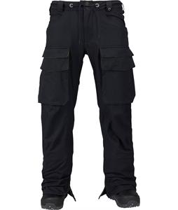 Burton Hellbrook Snowboard Pants True Black
