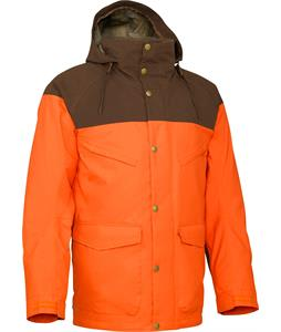 Burton Hellbrook Snowboard Jacket Jersey Tan/Woody