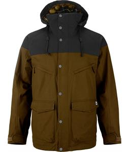 Burton Hellbrook Snowboard Jacket Woody/True Black