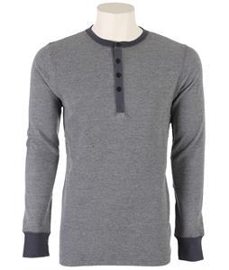 Burton Henley Sweatshirt Quarry
