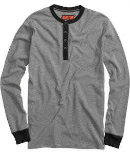 Burton Henley Sweatshirt True Black