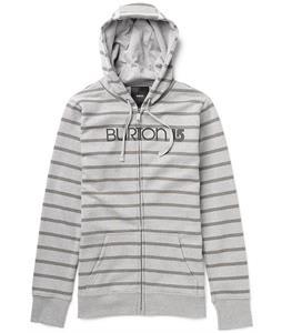 Burton Her Logo Basic Full-Zip Hoodie