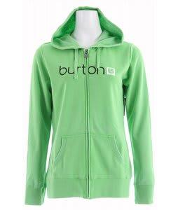 Burton Her Logo Basic Fullzip Hoodie