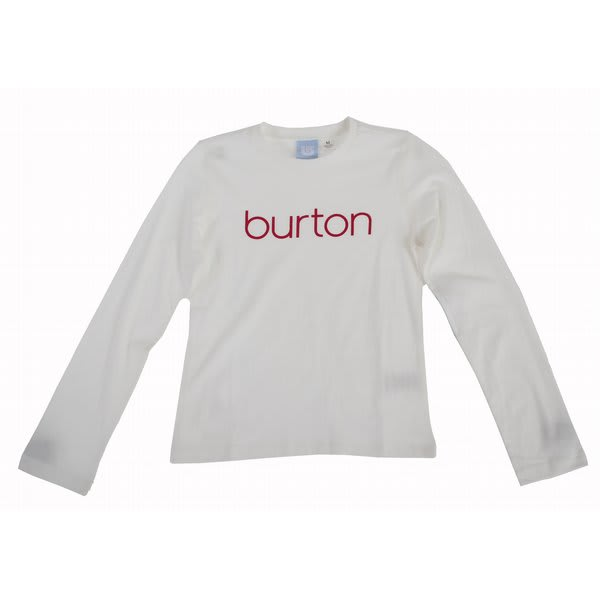 Burton Her Logo L/S T-Shirt