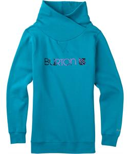 Burton Her Logo Horizontal Mockneck Sweatshirt