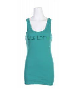 Burton Her Logo Rb Tank Top Emerald