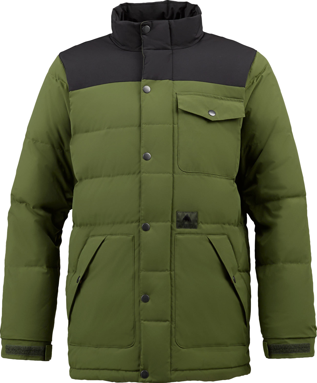 Down Snowboard Jacket