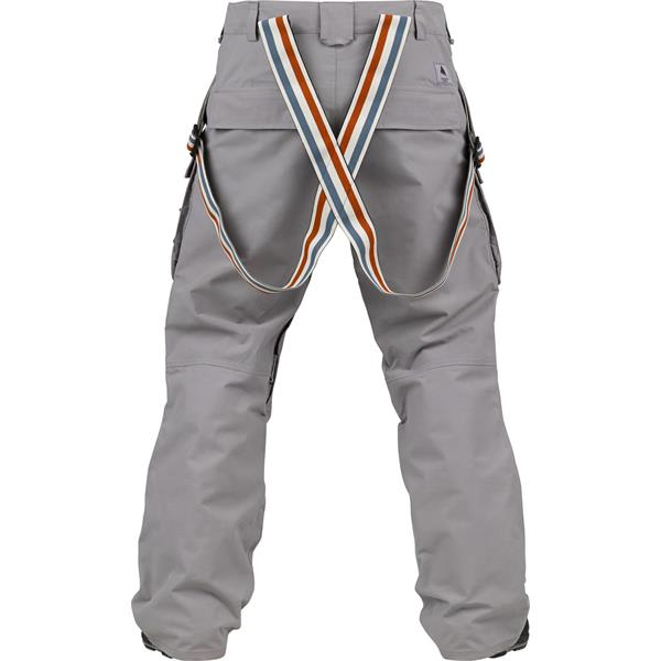 Womens Snowboard Pants With Suspenders Suspender Snowboard Pants