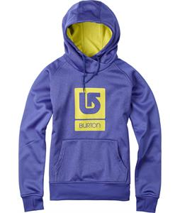 Burton Heron Pullover Hoodie Royal Blue Heather