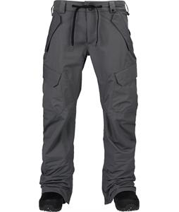 Burton Highgate Mid Fit Snowboard Pants Bog