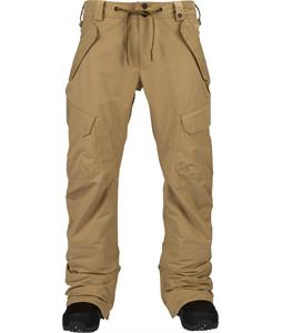Burton Highgate Mid Fit Snowboard Pants Cork