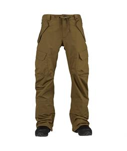 Burton Highgate Mid Fit Snowboard Pants Hickory